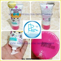 POM POM GIRL SCRUB by CATHY DOLL / PEMUTIH KETIAK