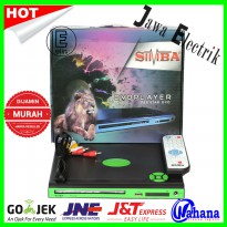 DVD PLAYER SIMBA MODEL MINI SVB-2501