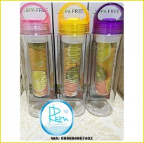 Tritan Water Bottle / Infuse Water Bottle