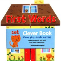 [HelloPandaBooks] First Words Clever Book