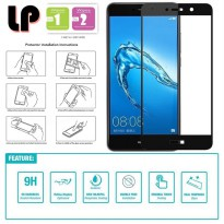 LP Full Tempered Glass Huawei Y7 Prime