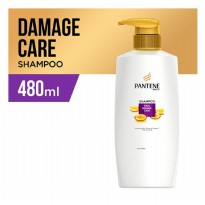 Pantene Shampoo Total Damage Care 480 mL