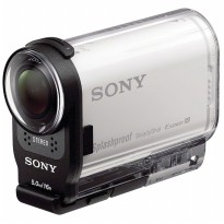 Sony Camcorder HDR AS 200 VR White