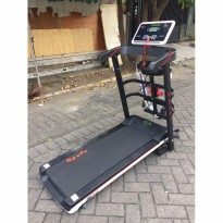 New Product - Alat Olahraga - Treadmill Elektrik 3 Fungsi KYOTO - Best Seller Product