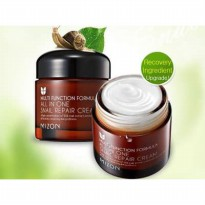 MIZON ALL IN ONE SNAIL REPAIR CREAM ANTI AGING KRIM PENGENCANG KULIT - EV1740