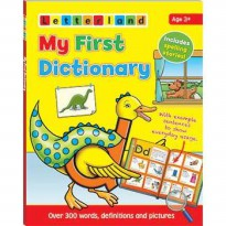 [HelloPandaBooks] Letterland My First Dictionary (Over 300 Words, Definitions and Pictures)