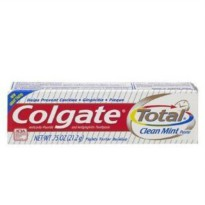 [macyskorea] Colgate Total Clean Mint Toothpaste-0.75 oz, Travel Trial size - CASE PACK of/17339367