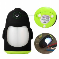 USB Penguin Humidifier Colorful LED Light - QW-Q3 - 150ML