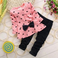 ST TIFFANI PINK KID 9311