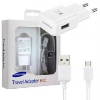 Original Samsung Travel Adaptive Fast Charger EP-TA20 (Garansi)