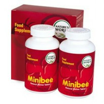 MINIBEE NATURAL POLLEN TABLET (400 tablets)