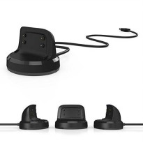 [worldbuyer] Fitian Samsung Gear Fit 2 Charger Portable Charging Stand Cradle Dock for Sam/111844