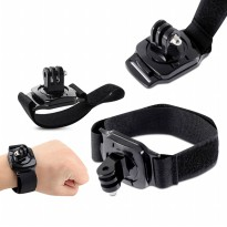 GoPro 360 Degree Wrist Strap for GOPRO, BRICA B-PRO & Xiaomi Yi Camera