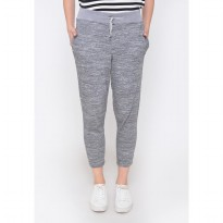 Heart and Feel Tie Waist Pants 1249.C - Grey