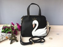 Tas Branded Wanita Kate Spade On Pointe Swan Small Maise Satchel