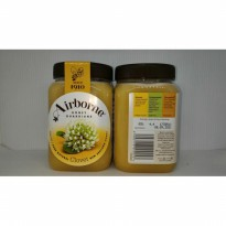 Madu Airborne Clover Honey guardians 500gr pure natural new zealand