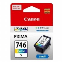 Canon 746 Small Color Ink Cartridge