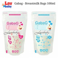 Gabag Kantong Asi 100ml breastmilk storage bags
