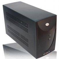 UPS POWER UP 600VA - UPS 600VA + Stabilizer