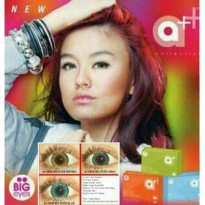 Softlens A+ New X2 Agnez Mo