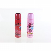 THERMOS TUTUP PUTAR KARAKTER MINNI MOUSE / CAR TH-3133