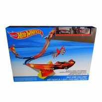 Hot Wheels Race - Drop Down Challenge Track Set - Original , 100% New