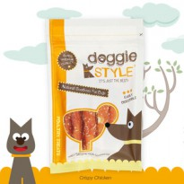Doggie Style Dog Treats dengan 6 Varian Rasa - Snack/Treats Hewan/Anjing/Dog Food