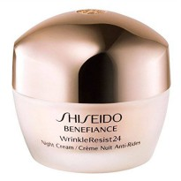 [macyskorea] Shiseido Benefiance WrinkleResist24 Night Cream 50ml - Pack of 2/16990609