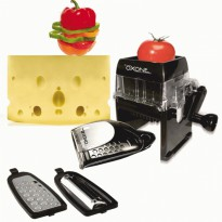 [OXONE] FOOD SLICER & MOUSE GRATER OX-102