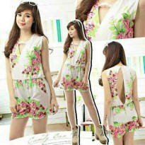 Jumpsuit SEXYFLOW Semi Jersey