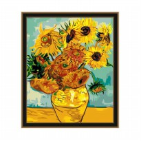 Painting by famous paintings - Sunflower of Gogh