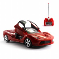 Mainan Remote Control Red Ferarri Neo