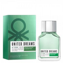 [Terbatas] Benetton United Dream Be Strong for Men EDT 100ml ORIGINAL