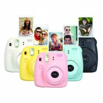 Fujifilm Instax Polaroid Camera Mini 8S