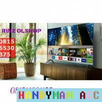 LED TV SAMSUNG 49' SMART TV FLAT SUHD 49KS7000 / GARANSI RESMI MURAH