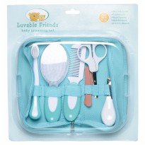 Luvable Friends Set Peralatan Mandi Anak Baby Grooming Set