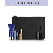 [macyskorea] GUERLAIN Gift Set : Cosmetic Bag +5 Pieces cosmetics -GWP ./13394238