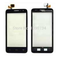 [globalbuy] Top Quality Black Glass Panel Touch Screen Digitizer For Alcatel One Touch POP/2782298