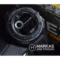 Jam Tangan Pria Timex Expedition Digital Rubber Strap