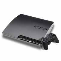 PS3 SLIM 500GB CFW