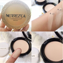 MERREZCA COLLAGEN TWO WAY UV CAKE SPF 40/PA++ BEDAK MAKE UP MAKEUP PERAWATAN KULIT WAJAH BEST SELLER