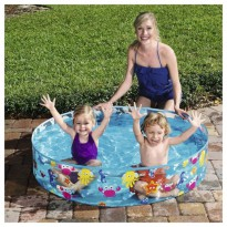 BESTWAY FILL N FUN POOL 122CM