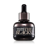[Banila Co] The Blacks Extra Black Sesame Oil 30ml 17556