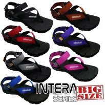 SABERTOOTH Sandal Gunung Traventure Intera All Series BIG SIZE 45 s/d 47