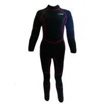 Godive Scuba Diving 3mm Neoprene Wetsuit Wl-g030 New Pink Size S