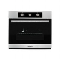 Modena BO-3630 Type Raso Electric Oven Built-In 56 Ltr Stainless Steel | FREE SHIPPING JABODETABEK