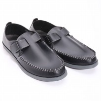 Dr.Kevin Leather Shoes 13235 Black