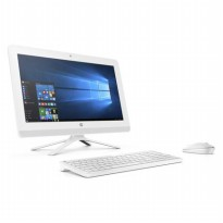 HP AIO PC 20-C024L-J3710 Quad Core-4GB-500GB-Intel HD-DOS
