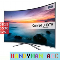 TV LED SAMSUNG 55 KU-6500