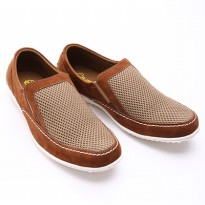 Dr.Kevin Canvas Shoes 13239 Brown